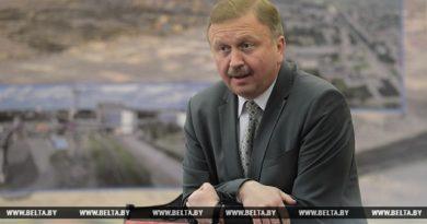 Кобяков: приоритеты развития Беларуси на пятилетку выбраны абсолютно правильно