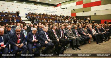 Ежегодный прирост турецких инвестиций в экономику Беларуси в ближайшее время может достичь 30%