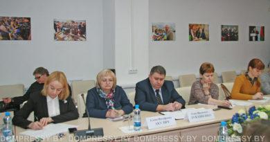 23 марта 2018 г. в Пресс-центре Дома прессы состоялась  пресс-конференция на тему:  «Благоустройство городов и населенных пунктов Беларуси».
