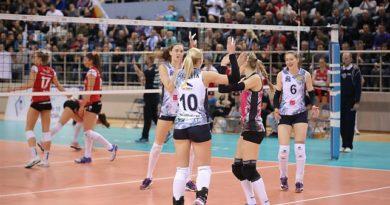 Волейболистки «Минчанки» впервые пробились в финал континентального турнира — Кубка ЕКВ