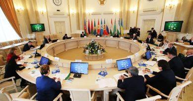 Заседание Совета руководителей государственных информационных агентств СНГ