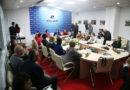 «Круглый стол» в рамках Недели матери прошел в пресс-центре Дома прессы