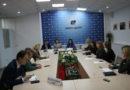 20 марта в Пресс-центре Дома прессы состоялась пресс-конференция на тему: «Уплата страховых взносов в Фонд социальной защиты населения».