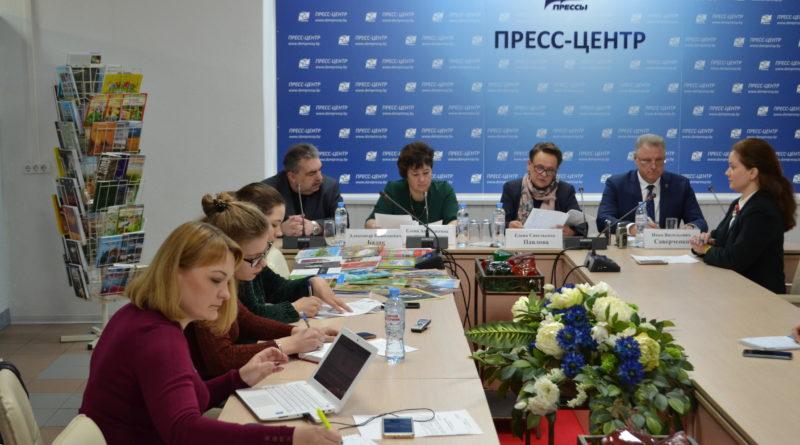 17 апреля в Пресс-центре Дома прессы состоялась пресс-конференция на тему «Национальная литературная премия-2018».