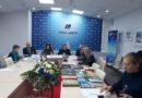 10 января 2020 г. в Пресс-центре Дома прессы состоялась пресс-конференция на тему: «Об итогах издательской и полиграфической деятельности за 2019 год. Новинки от белорусских книгоиздателей к новому 2020 году»