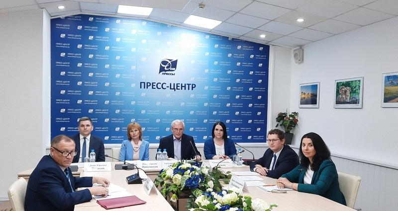 24 июля 2020 года состоялась пресс-конференция «Состояние жилищного строительства в Республике Беларусь. Льготное жильё для малообеспеченных и многодетных семей»
