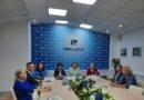 29.07 15.00 Открытый круглый стол Белорусского союза женщин из цикла «Женщины – за Беларусь!» на тему: «В сетях социальных сетей»