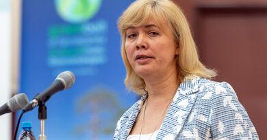 Ольга Бахмет: У нас с Национальной академией наук Беларуси очень много точек соприкосновения