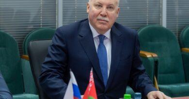 Дмитрий Мезенцев: Потенциал контроля земной поверхности с помощью российско-белорусской группировки спутников трудно переоценить