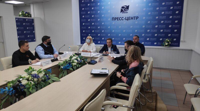 7 мая 2021 года Дома прессы состоялась пресс-конференция «РадиовБеларуси: тенденции и перспективы развития»