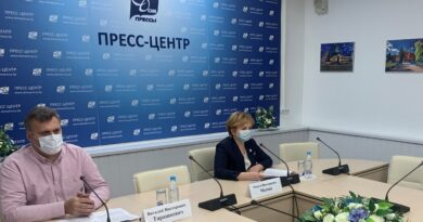 7 мая 2021 года состояласьпресс-конференция «Деятельность Белорусского Красного Креста в условиях COVID-19 ипореагированию на чрезвычайные ситуации»