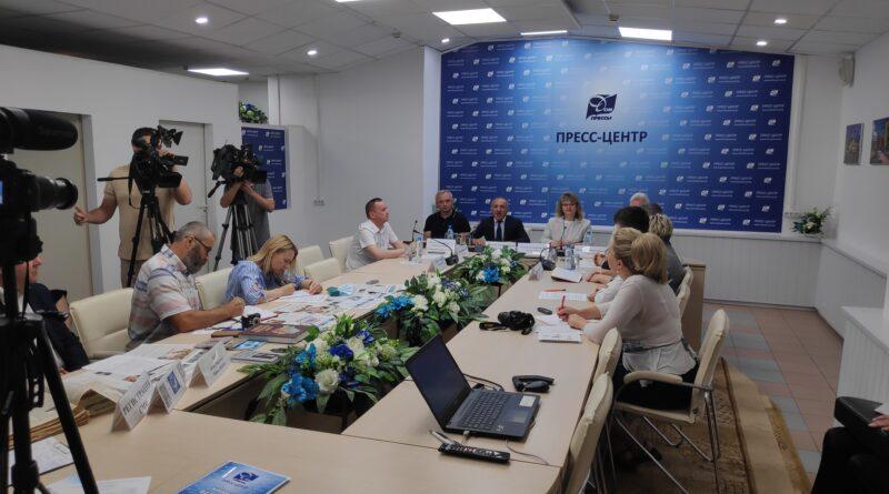 30 июля 2021 г. в 11.00 состоялась пресс-конференция, приуроченная к Году народного единства «Многоликая Беларусь. Вклад диаспор в межнациональный диалог».