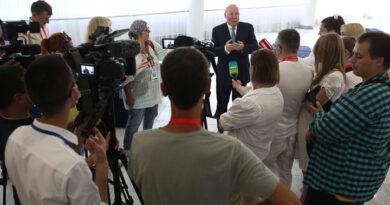 «У нас огромный потенциал российский, огромный потенциал белорусский, давайте их объединять!»