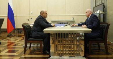 Михаил Мишустин и Дмитрий Мезенцев обсудили углубление интеграции в Союзном государстве